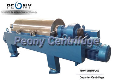 Trung Quốc Horizontal Continuous Decanting Centrifuge Separator With Solid Control Systerm nhà cung cấp