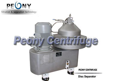 Trung Quốc Automatic Continuous Air Compressor Centrifugal Oil Separator , Container Type nhà cung cấp