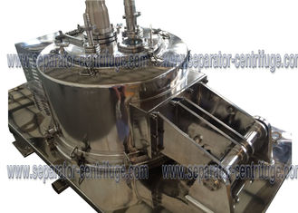 Trung Quốc Industrial Vertical Basket Centrifuge Separator , Full Cover Extraction Machines nhà cung cấp