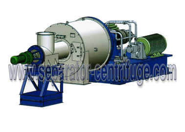 Trung Quốc Horizontal Two Stage Pusher Centrifuge Salt Centrifuge Machine For Concentrating Salt nhà cung cấp