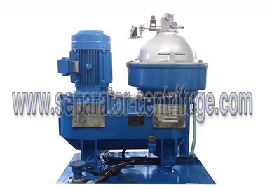 Trung Quốc Oil Treatment System Disc Stack Centrifuge with Skid for Land Power Plant nhà cung cấp