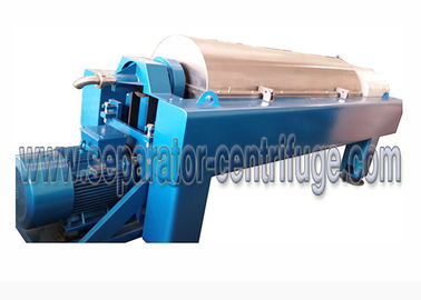Trung Quốc High Speed Scroll Discharge Decanter Industrial Centrifuge Salt Chemical nhà cung cấp
