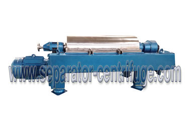 Trung Quốc Solid - Liquid Separation Decanter Centrifuge for Drilling Mud Treatment Equipment nhà cung cấp
