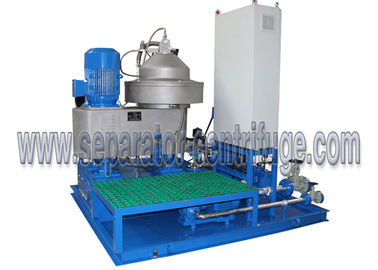 Trung Quốc Land Power Plant Fuel Oil Handling System Separator , Marine HFO Treatment Module nhà cung cấp