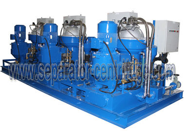 Trung Quốc Land Use Power Station Equipment Fuel Oil Handing Treatment For Power Plant nhà cung cấp