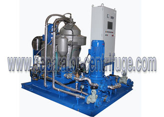 Trung Quốc Automatic Skid Mounted Type Centrifugal Mineral Fuel Oil Handling Separator System for 3-phase Separation nhà cung cấp