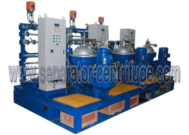 Trung Quốc Industrial  Disc Stack Separator Centrifuge Module For Fuel Oil and Land Power Station nhà cung cấp