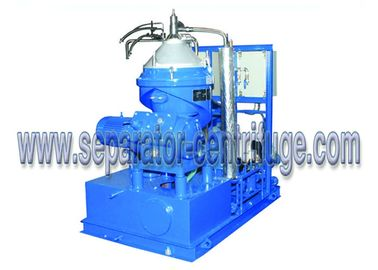 Trung Quốc Container Type Supply Booster Module / Heavy Fuel Oil Handling System to Remove Solid and Water from Dirty Oil nhà cung cấp