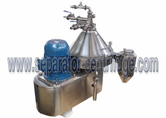 Trung Quốc High Speed Food Centrifuge , Milk Separator With Large Capacity For Beverage Juice Clarification nhà cung cấp