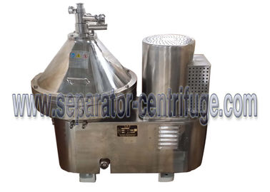Trung Quốc High Performance Disc Stack Centrifugal Craft Beer Separation System nhà cung cấp