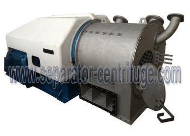 Trung Quốc Control PLC Small Two Stage Pusher Type Centrifuge For Copper Sulphate Dewatering nhà cung cấp
