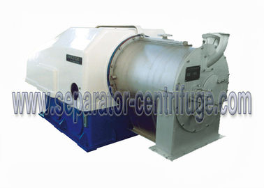 Trung Quốc Two Stage Pusher Solid Bowl Centrifuge  Perforated Basket Centrifuge Machine nhà cung cấp