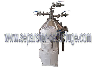 Trung Quốc Self-Cleaning Centrifugal Separator For Extraction Of Coconut Oil nhà cung cấp