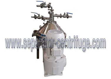 Trung Quốc High Speed Continuous Centrifugal Separator / Disc Coconut Oil Centrifuge nhà cung cấp