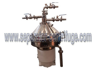 Trung Quốc High Effeciency Disc Stack Centrifuges With SS304 For Coconut Oil nhà cung cấp