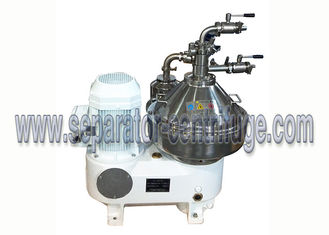 Trung Quốc Industrial Continuous Disc Stack Centrifuges 11200rpm for Virgin Coconut Oil Extraction nhà cung cấp