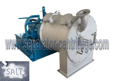 Trung Quốc High Cost Performance 2 Stage Pusher Salt Basket Centrifuge Machine nhà cung cấp