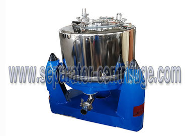 Trung Quốc Manual Unload Intermittent Operation Top Discharge Food Centrifuge with Clamshell nhà cung cấp