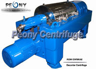 High Efficiency Solid Separation Decanter Centrifuges With PLC Control