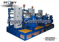 1 Megawatt HFO Power Plants Oil Feeder and Marine Oil Treatment System