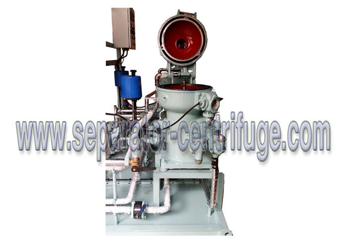 Lube Oil Treatment Power Station Equipment Lubricating Oil Separator Unit