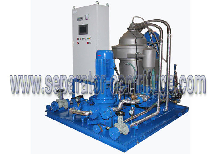 Disc Type Marine Oil Diesel Oil Fuel Oil Separating Machine with High Speed