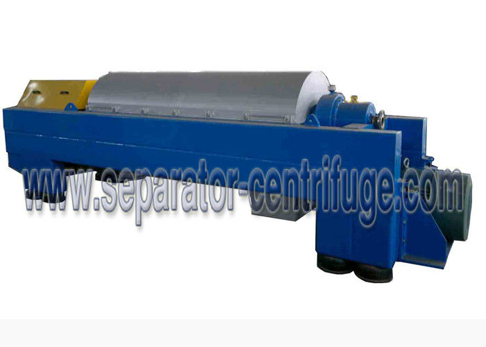 New Large Capacity Continuous Separating Decanter Centrifuges for Dewatering