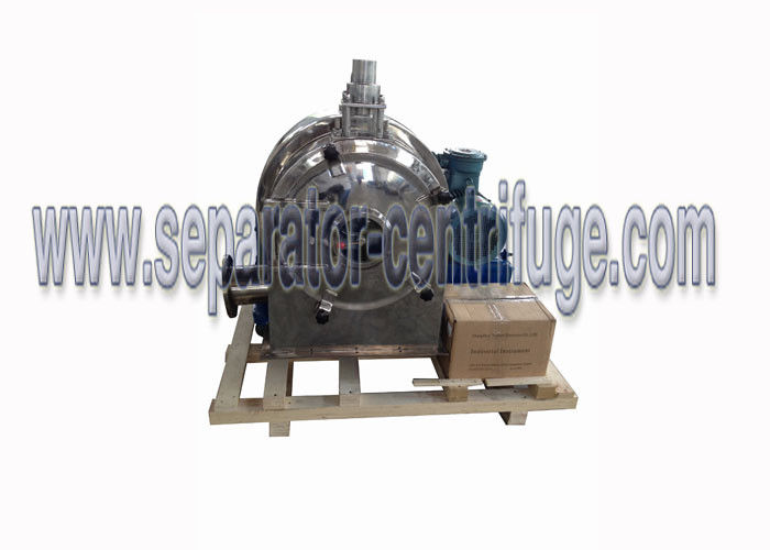 Screw Discharge PWC Chemical Centrifuge Worm Centrifuge for Fumaric Acid
