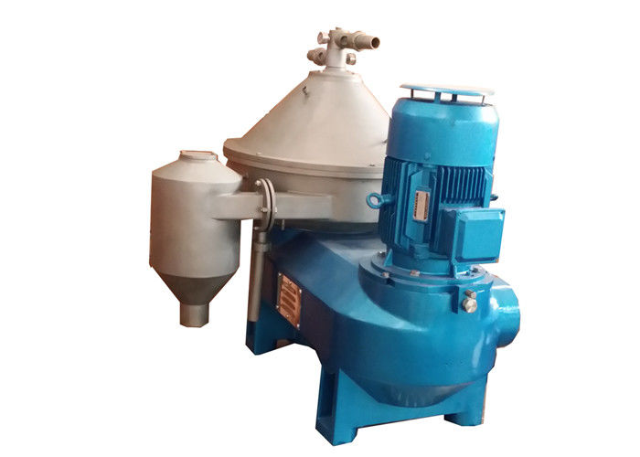 Centrifuged Latex Purifying Separator Disc Stack Centrifuges Rubber Production