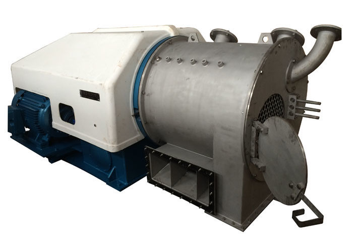 High Efficiency Salt Centrifuge Machine Continuous Salt Pusher Centrifuge Separator