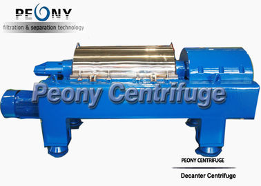 Trung Quốc Waste Water Decanter Centrifuges For Steel Factory Sludge Dewatering nhà phân phối