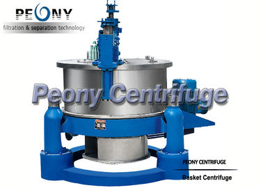 Trung Quốc Horizontal Basket Centrifuge Pump / High Efficiency Separator / Scraper Bottom Discharge Centrifuge nhà phân phối