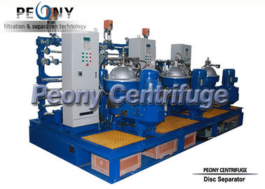 Trung Quốc 1 Megawatt HFO Power Plants Oil Feeder and Marine Oil Treatment System nhà phân phối