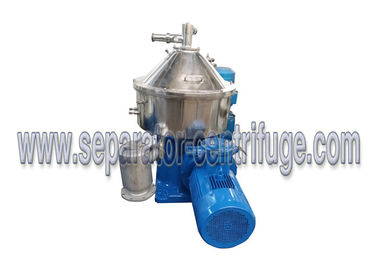 Vertical Disc Stack 3 Phase Separator - Centrifuge To Separate Coconut Water