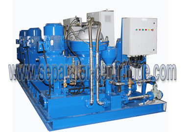 Industrial Large Capacity Oil Purifying Disc Stack Separator as  Separator