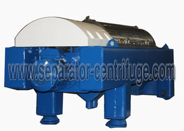 Trung Quốc Continuous Drilling Mud Centrifuge Industrial Auto Sludge Dewatering Decanter Centrifuge nhà máy sản xuất