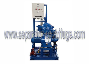 Disc Stack Large Capacity Centrifugal Waste Oil Separator Centrifuge Machinery