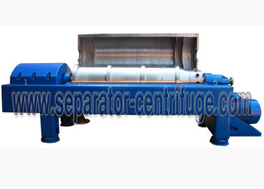 Trung Quốc Drilling Mud Decanter Centrifuge / Industrial Horizontal Centrifuge nhà máy sản xuất