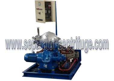 Trung Quốc LO Selfcleaning Marine Fuel Oil Handling System Disc Separator for Power Station nhà phân phối
