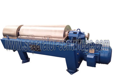 Trung Quốc 2 Phase Horizontal Decanter Centrifuges, Continuous Kaolin Industrial Decanter Centrifuge Machine nhà máy sản xuất