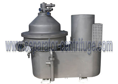 Trung Quốc Westfalia Structure High Speed Automatic Continuous CIP Disc Stack Centrifuges Filtration Systems For Coconut Oil nhà máy sản xuất