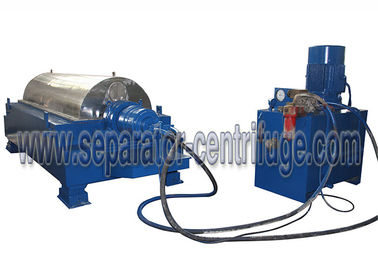 Trung Quốc Large Volume Drilling Mud Centrifuge with Horizontal Structure nhà máy sản xuất