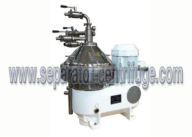 High Speed Food Centrifuge For Coconut Oil / Water / Fiber / Starch